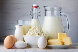 Молочные продукты при остеохондрозе