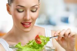 Правильное питание при искривлении позвоночника