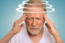 Головокружение вследствие кислородного голодания головного мозга