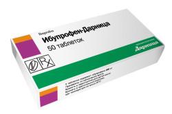 Ибупрофен при лечении межпозвоночной грыжи