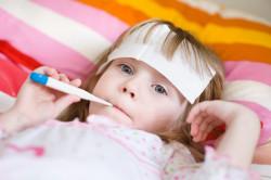 Сниженный иммунитет у детей