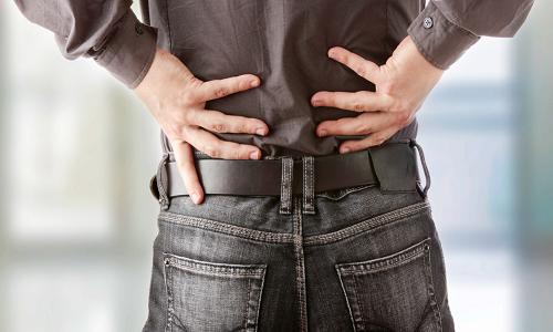 Проблема поясничного остеохондроза