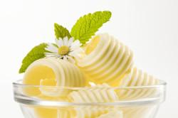 Польза сливочного масла при подагре