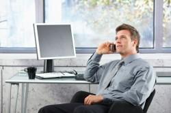 Сидячая работа - причина спондилеза