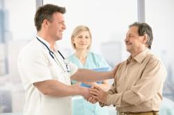 Консультация врача при бурсите