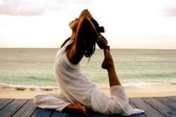 Йога при искривлении позвоночника