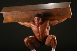 Физические нагрузки - причина артрита колена