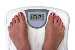 Избыточный вес - причина остеохондроза