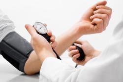 Перепады давления при шейном остеохондрозе