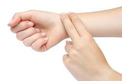 Пропажа пульса при остеохондрозе