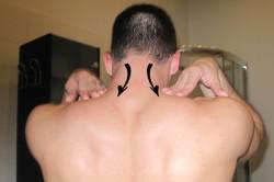 Самомассаж шеи при остеохондрозе шейного отдела