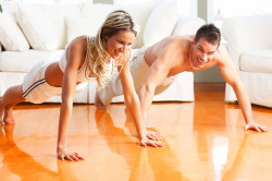 Упражнения для профилактики остеохондроза