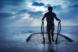 Закаливание организма для профилактики остеохондроза
