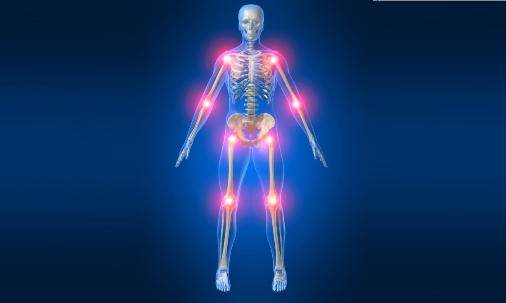 Проблема отложений солей в суставах