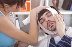 Компресс при лечении артрита нижнечелюстного сустава