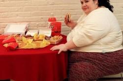 Лишний вес как причина остеохондроза
