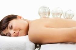 Польза баночного массажа при остеохондрозе