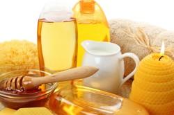 Польза меда при подагре