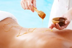 Польза медового массажа при остеохондрозе