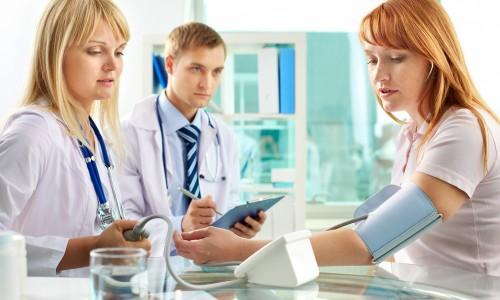 Проблема давления при остеохондрозе