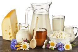 Молочные продукты при лечении остеопороза позвоночника