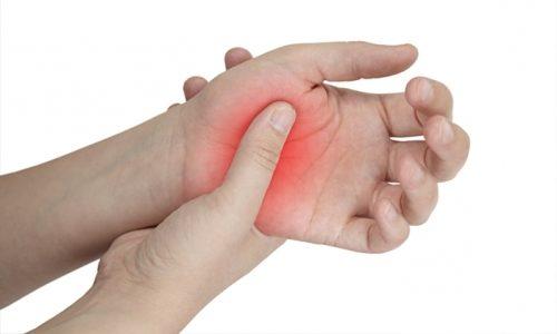 Онемение рук при остеохондрозе