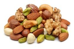 Польза орехов при остеопорозе