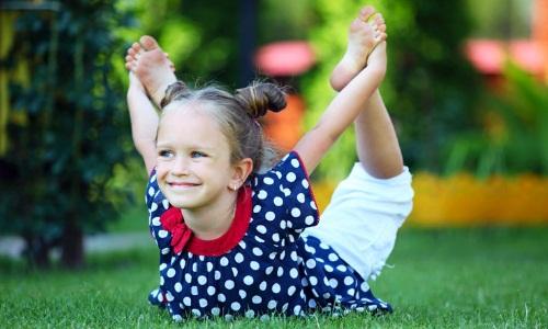 Проблема остеохондроза у детей
