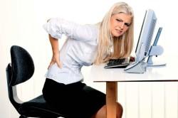 Прогрессирующая сутулость как симптом остеопороза позвоночника
