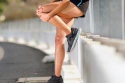 Травма колена - причина бурсита