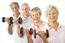 Силовые упражнения при остеопорозе