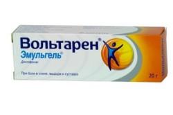 """""""Вольтарен"""" для лечения артроза"""