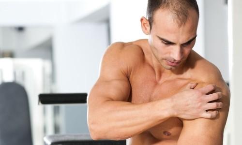 Проблема боли в плече при полиартрите