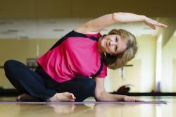 Занятия лечебной физкультурой при артрозе плечевого сустава