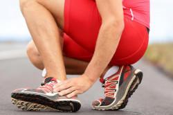 Травма как причина артроза голеностопа