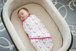 Использование способа широкого пеленания при дисплазии тазобедренных суставов у ребенка