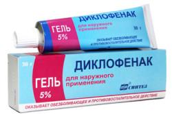 Диклофенак для лечения ревматоидного артрита