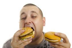 Неправильное питание как причина подагры