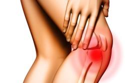 Боль в коленном суставе при артрите