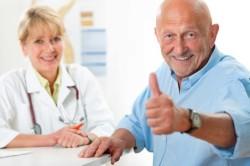 Лечение артрита под контролем врача