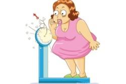 Лишний вес - возможная причина подагры