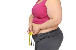 Лишний вес - причина бурсита колена