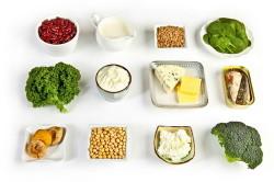 Продукты богатые кальцием и витамином D при остеопорозе