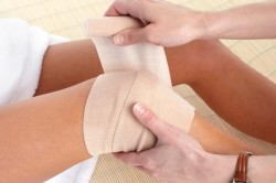 Развитие артрита после травмы сустава