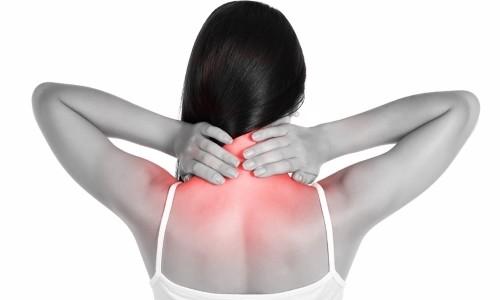 Проблема боли в шее при остеохондрозе