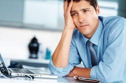 Малоподвижный образ жизни как причина остеохондроза