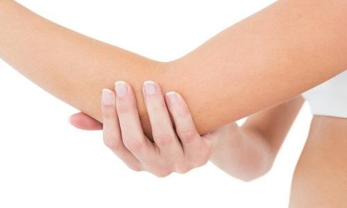 Проблема бурсита локтевого сустава