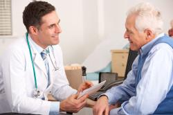 Пожилой возраст - причина периартрита