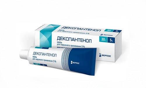 В форме мази Декспантенол обладает более выраженным регенерирующим действием, поскольку проникает в глубокие слои кожи и накапливается