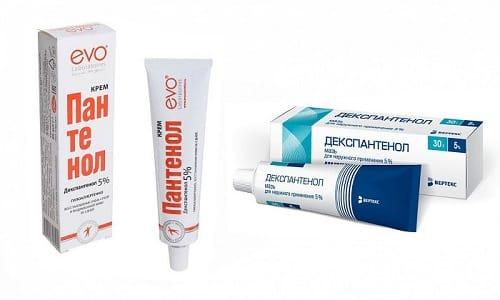 Пантенол и Декспантенол - лекарственные препараты, которые относятся к одной фармакологической группе